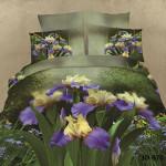 Постельное белье Ecotex 3Demica 3D-070 (размер 1,5-спальный)