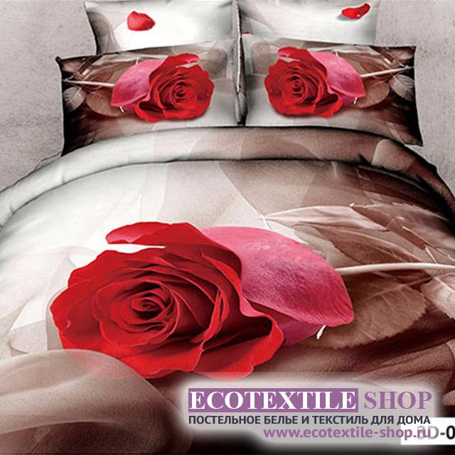 Постельное белье Ecotex 3Demica 3D-073 (размер 1,5-спальный)