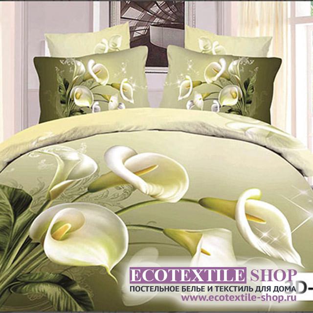 Постельное белье Ecotex 3Demica 3D-074 (размер Евро)