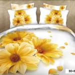 Постельное белье Ecotex 3Demica 3D-076 (размер 1,5-спальный)