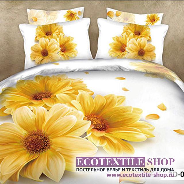 Постельное белье Ecotex 3Demica 3D-076 (размер Евро)