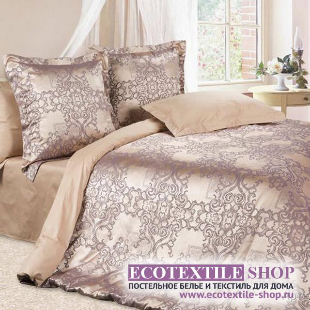 Постельное белье Ecotex Estetica Арт-Элегант в чемодане (размер 2-спальный)