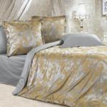 Постельное белье Ecotex Estetica Беатриса в чемодане (размер 1,5-спальный)