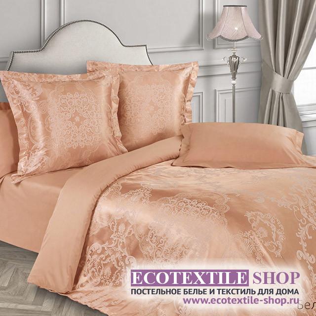 Постельное белье Ecotex Estetica Белинда в чемодане (размер 2-спальный)