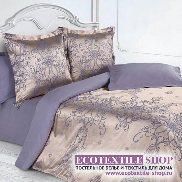Постельное белье Ecotex Estetica Белиссимо в чемодане (размер Семейный)