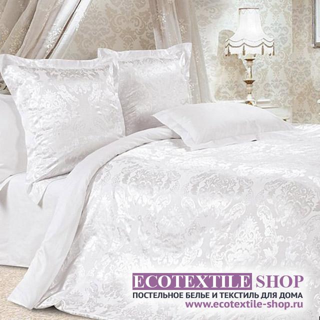 Постельное белье Ecotex Estetica Бриллиант в чемодане (размер Семейный)