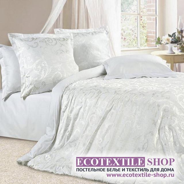 Постельное белье Ecotex Estetica Диадема в чемодане (размер 2-спальный)