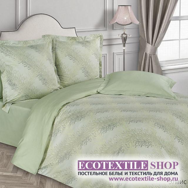 Постельное белье Ecotex Estetica Элвис (размер Евро)