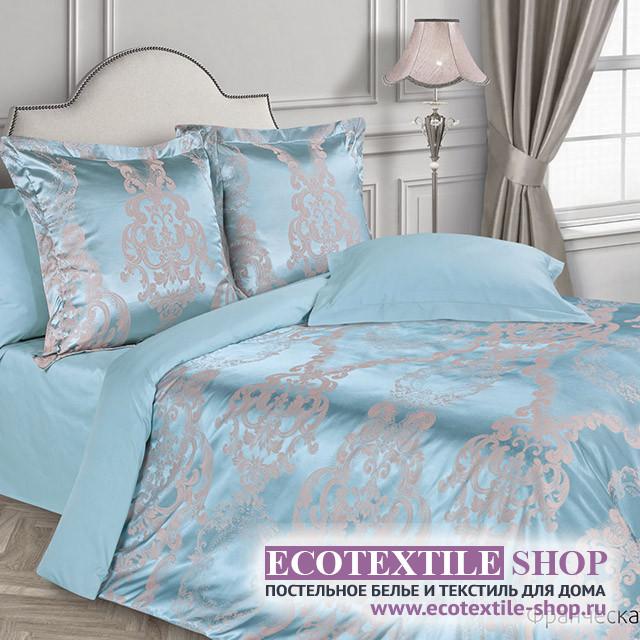 Постельное белье Ecotex Estetica Франческа в чемодане (размер Семейный)