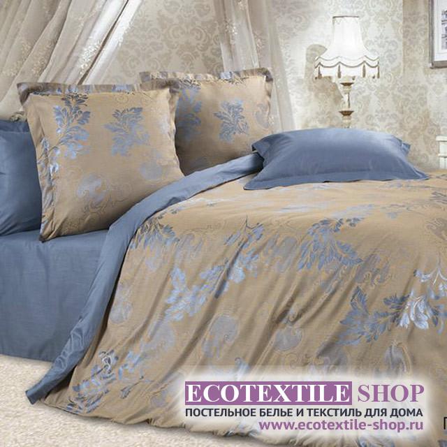 Постельное белье Ecotex Estetica Генриетта (размер Семейный)