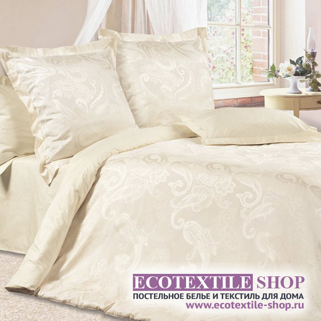 Постельное белье Ecotex Estetica Жюли в чемодане (размер Семейный)