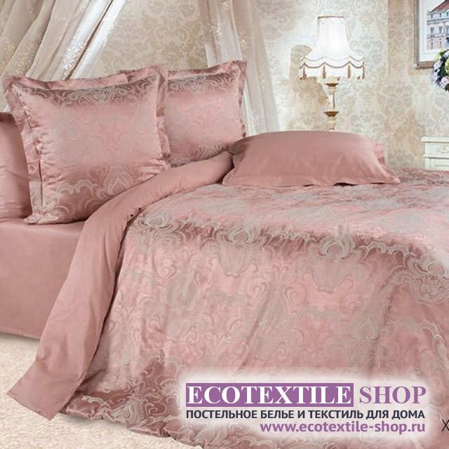 Постельное белье Ecotex Estetica Хрисафи в чемодане (размер 1,5-спальный)