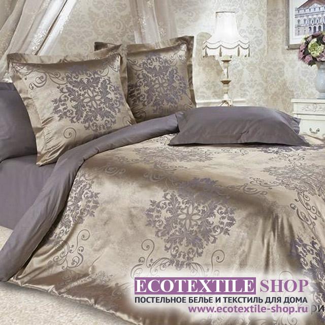 Постельное белье Ecotex Estetica Карингтон (размер Семейный)