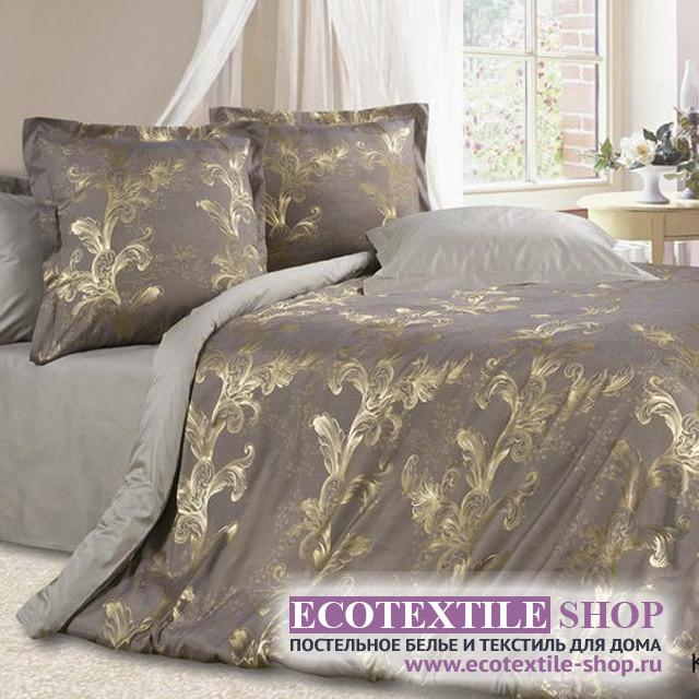 Постельное белье Ecotex Estetica Кассандра (размер Семейный)