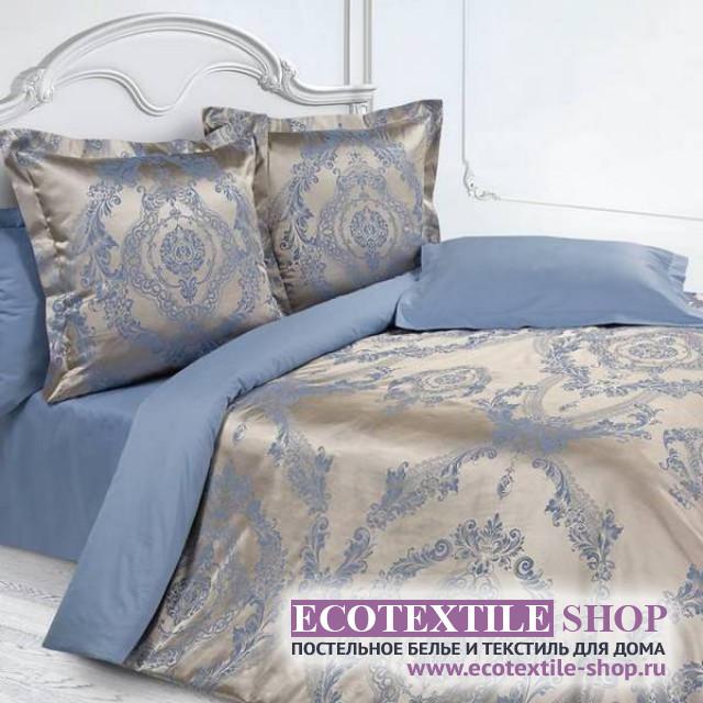 Постельное белье Ecotex Estetica Клермон в чемодане (размер 2-спальный)