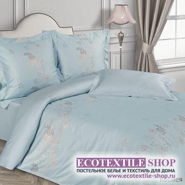 Постельное белье Ecotex Estetica Космея (размер Семейный)