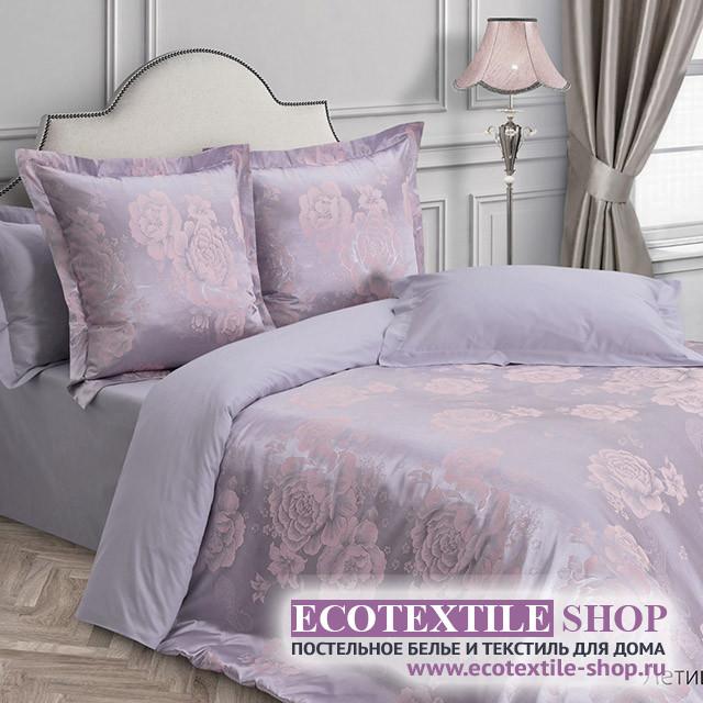 Постельное белье Ecotex Estetica Летиция (размер Семейный)