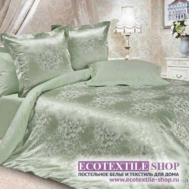 Постельное белье Ecotex Estetica Летний сад в чемодане (размер 1,5-спальный)