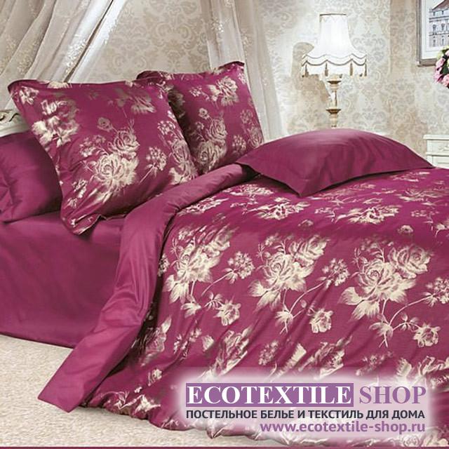 Постельное белье Ecotex Estetica Мерседес в чемодане (размер 2-спальный)