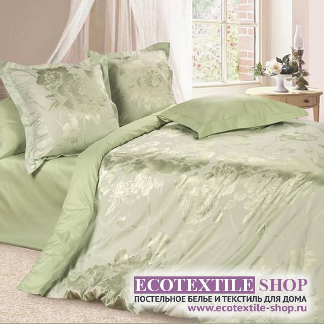 Постельное белье Ecotex Estetica Оливия (размер Семейный)