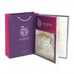 Постельное белье Ecotex Estetica Белинда (размер Семейный)