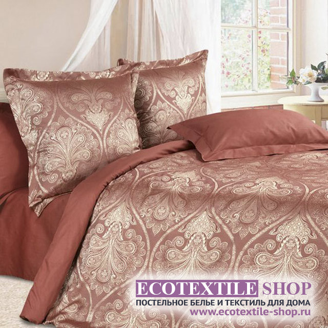 Постельное белье Ecotex Estetica Шахерезада в чемодане (размер 2-спальный)