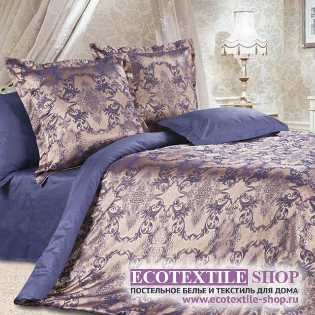 Постельное белье Ecotex Estetica Земфира в чемодане (размер 1,5-спальный)