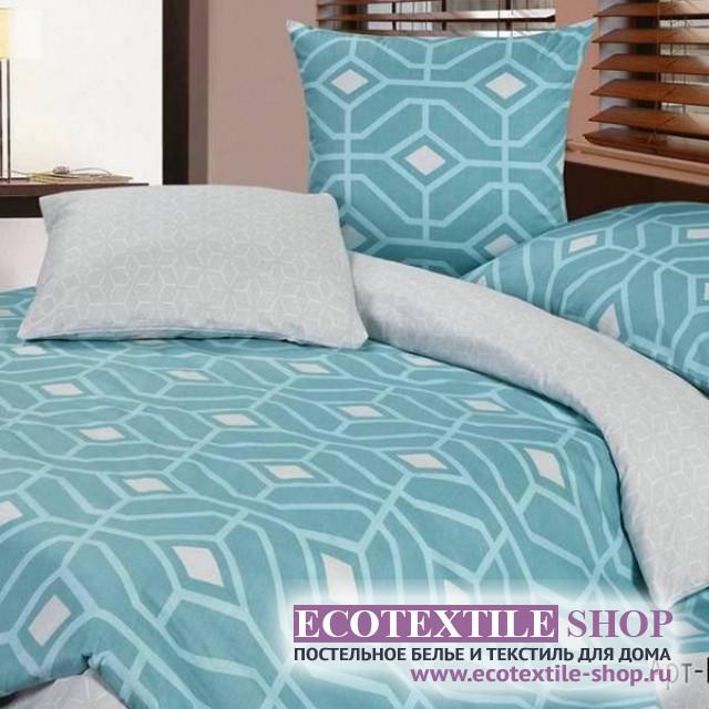 Постельное белье Ecotex Harmonica Арт-Нуво (размер 1,5-спальный)