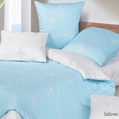 Ecotex Harmonica Бабочки (размер 1,5-спальный)