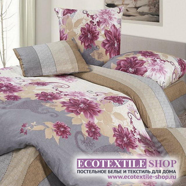 Постельное белье Ecotex Harmonica Белла (размер 1,5-спальный)