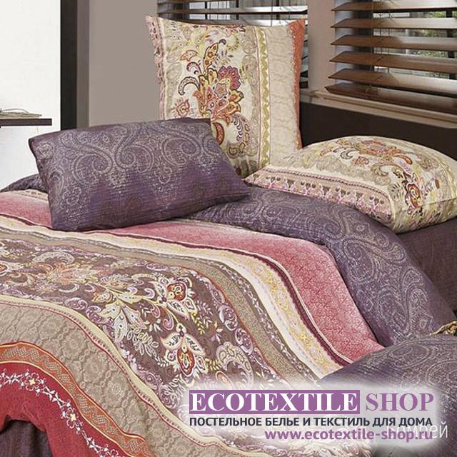 Постельное белье Ecotex Harmonica Бомбей (размер 1,5-спальный)