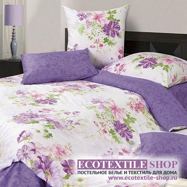 Постельное белье Ecotex Harmonica Дафни (размер 2-спальный)