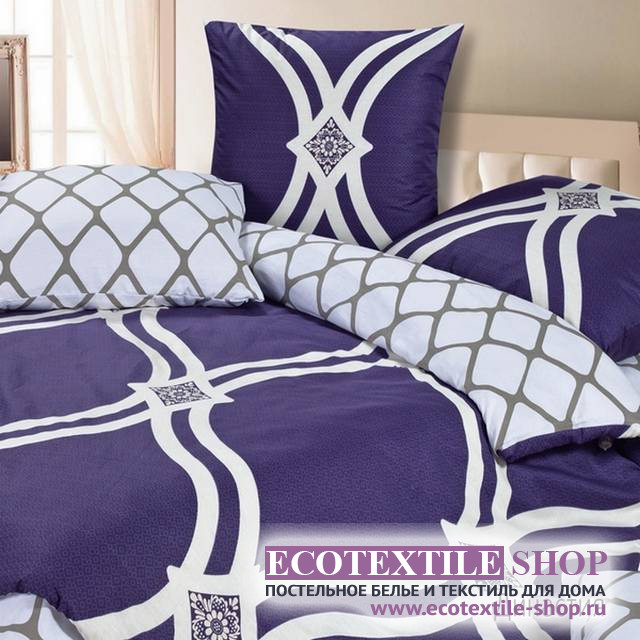 Постельное белье Ecotex Harmonica Династия (размер 1,5-спальный)