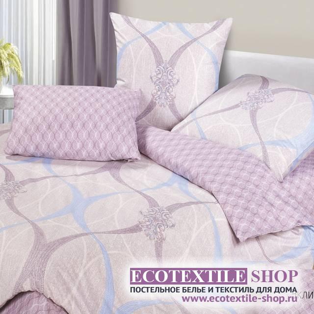 Постельное белье Ecotex Harmonica Эклипс (размер 2-спальный)
