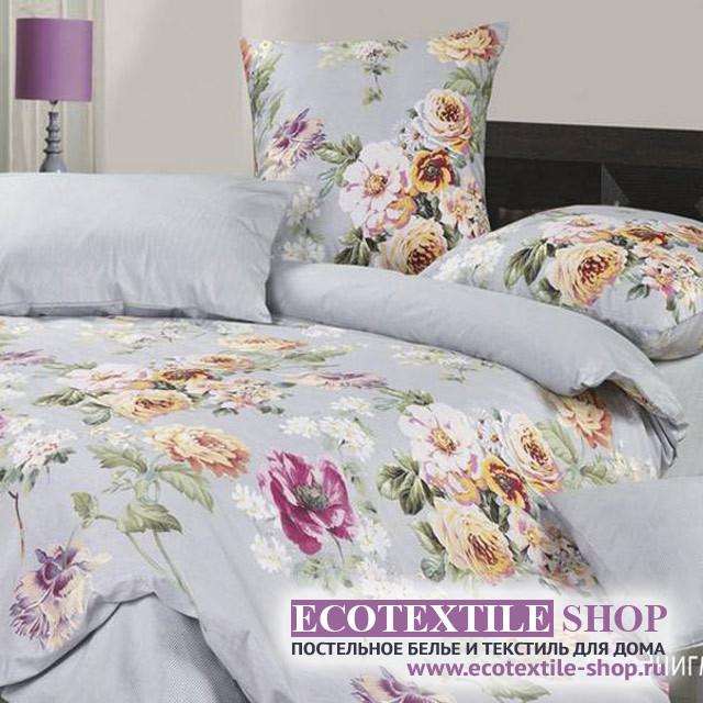 Постельное белье Ecotex Harmonica Энигма (размер 1,5-спальный)