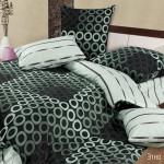 Постельное белье Ecotex Harmonica Этно (размер 2-спальный)