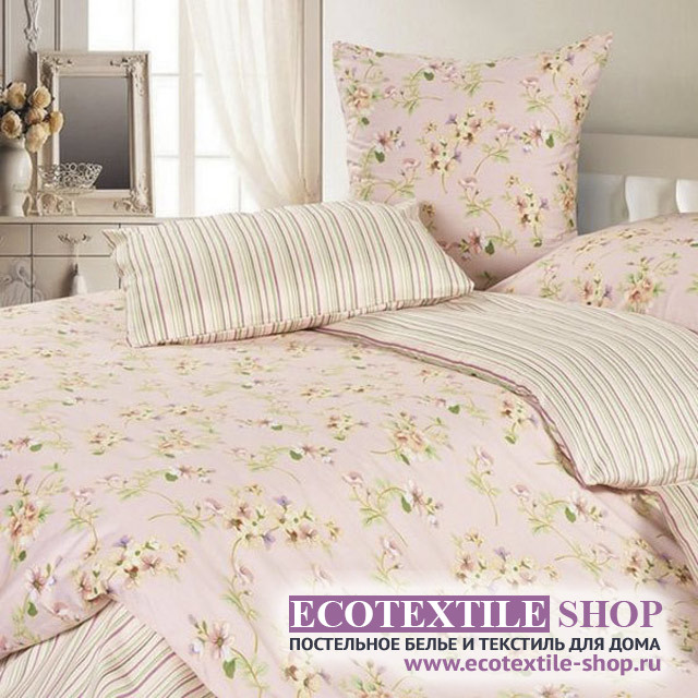 Постельное белье Ecotex Harmonica Евдокия (размер 2-спальный)