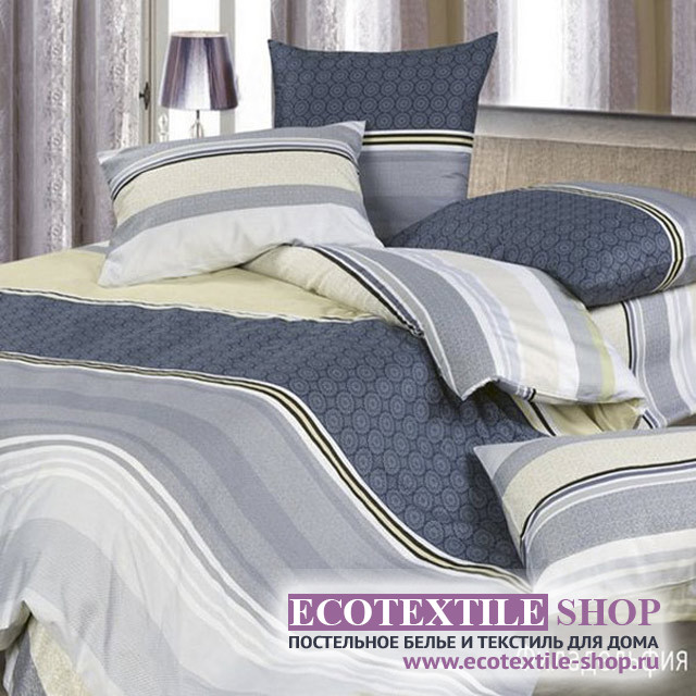 Постельное белье Ecotex Harmonica Филадельфия (размер 1,5-спальный)