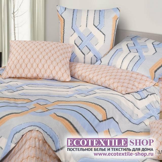 Постельное белье Ecotex Harmonica Галилео (размер 2-спальный)