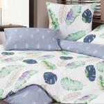 Постельное белье Ecotex Harmonica Гавайи (размер 1,5-спальный)