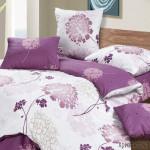 Постельное белье Ecotex Harmonica Хризантема (размер 1,5-спальный)