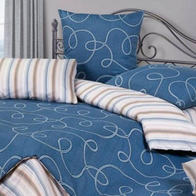 Ecotex Harmonica Индиго (размер 2-спальный)