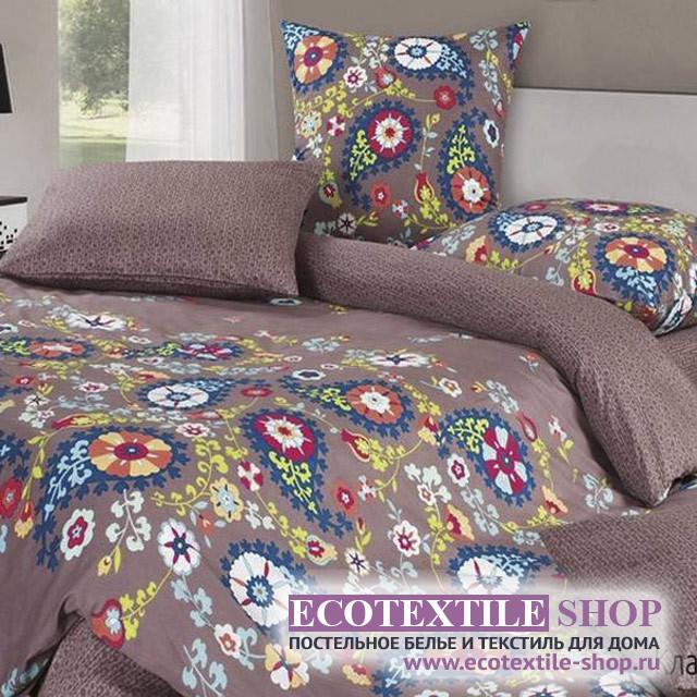 Постельное белье Ecotex Harmonica Клара (размер 2-спальный)