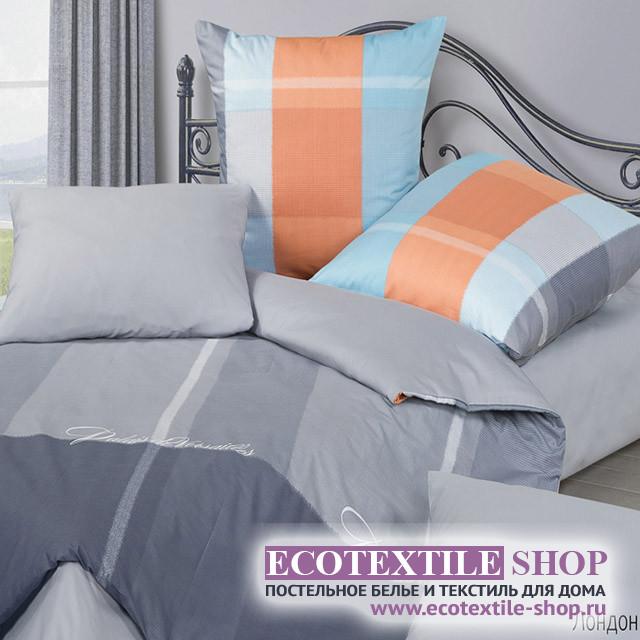 Постельное белье Ecotex Harmonica Лондон (размер 2-спальный)