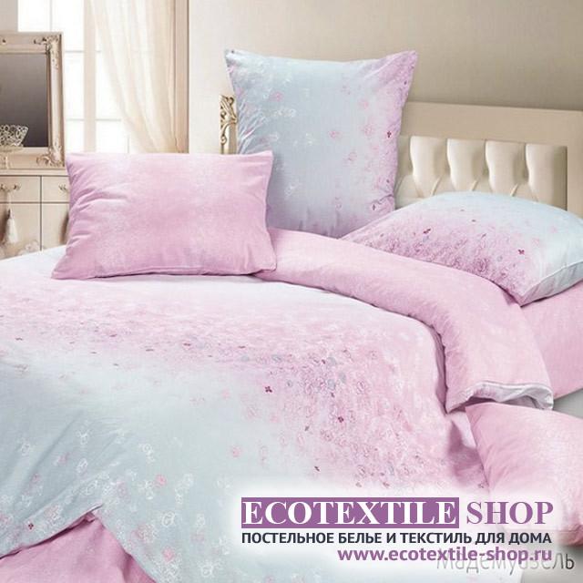 Постельное белье Ecotex Harmonica Мадемуазель (размер 1,5-спальный)