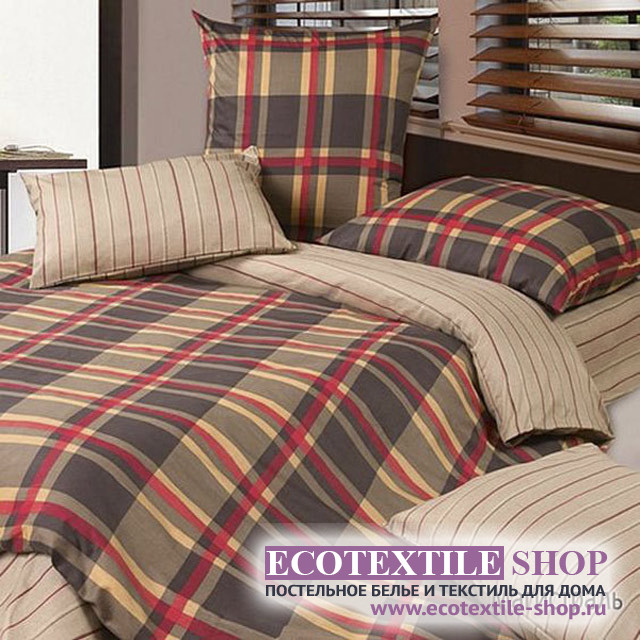 Постельное белье Ecotex Harmonica Магистраль (размер 1,5-спальный)