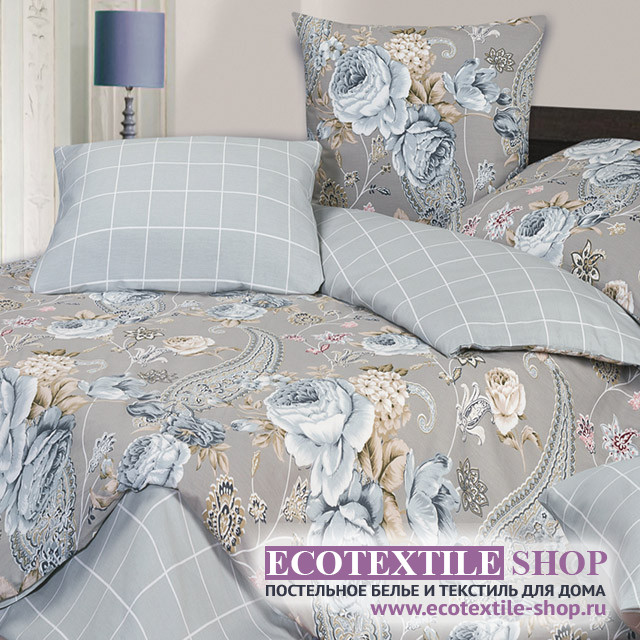 Постельное белье Ecotex Harmonica Марчелло (размер 2-спальный)