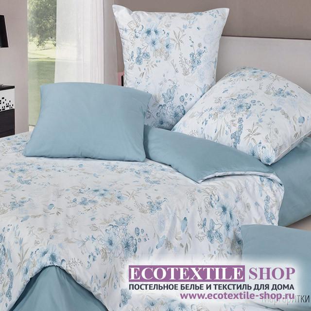 Постельное белье Ecotex Harmonica Маргаритки (размер 1,5-спальный)