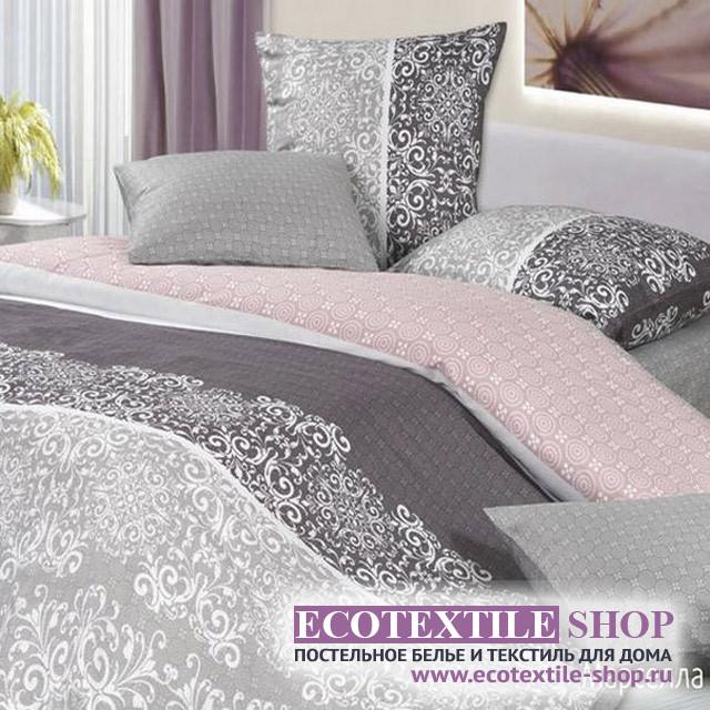 Постельное белье Ecotex Harmonica Марселла (размер 1,5-спальный)