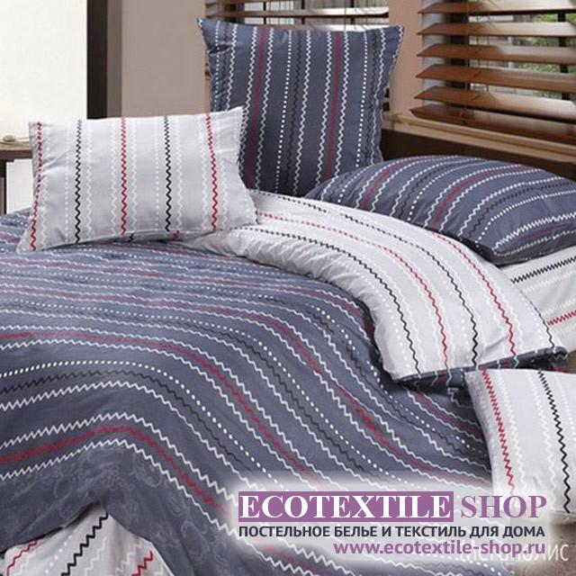 Постельное белье Ecotex Harmonica Мегаполис (размер 2-спальный)